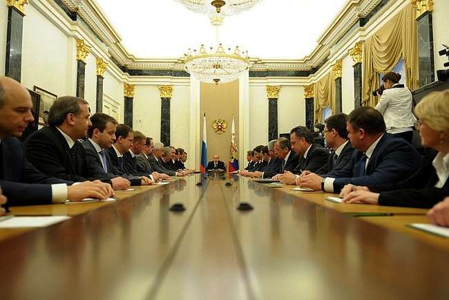 The Russian Government And 67