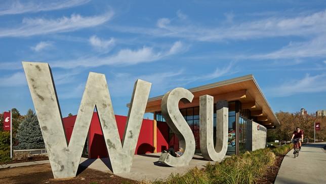 WSU Visitors Center