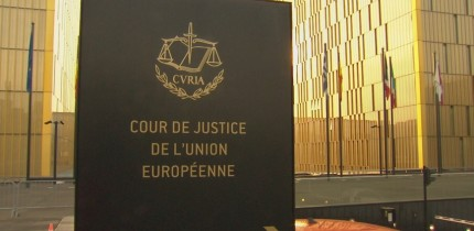 European Court of Justice glyphosate