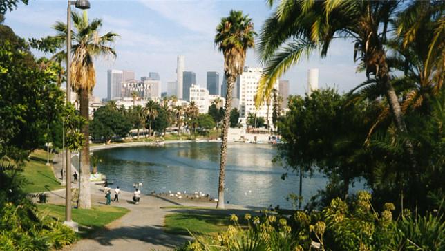 Los Angeles park