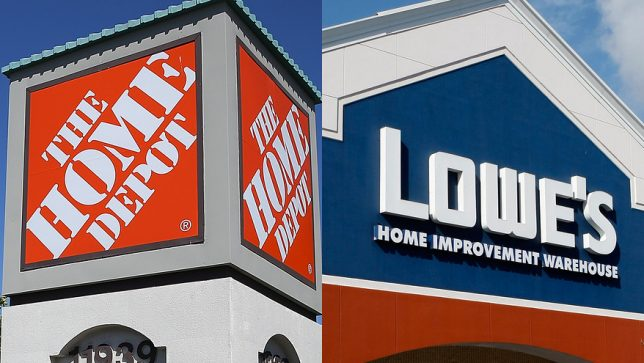 Home Depot and Lowe's Face Roundup Lawsuits over Lack of