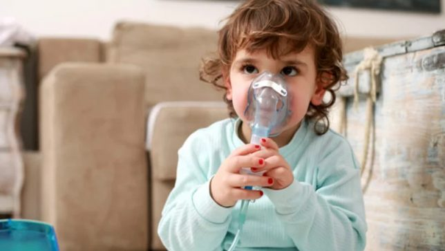 asthma glyphosate