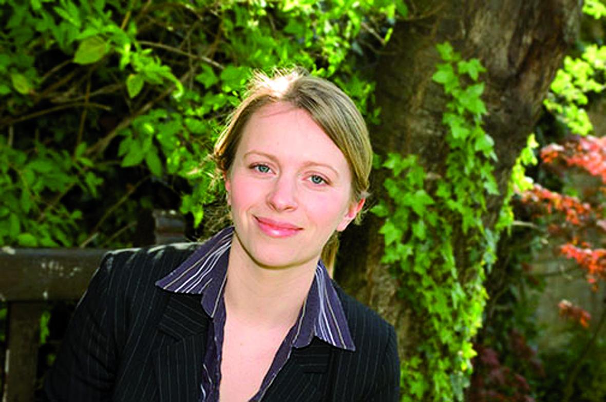 Emma Hockridge Soil Association