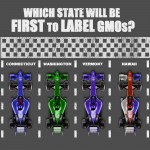 GMO labeling race