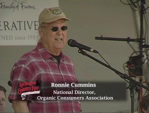 Ronnie Cummins, OCA CEO