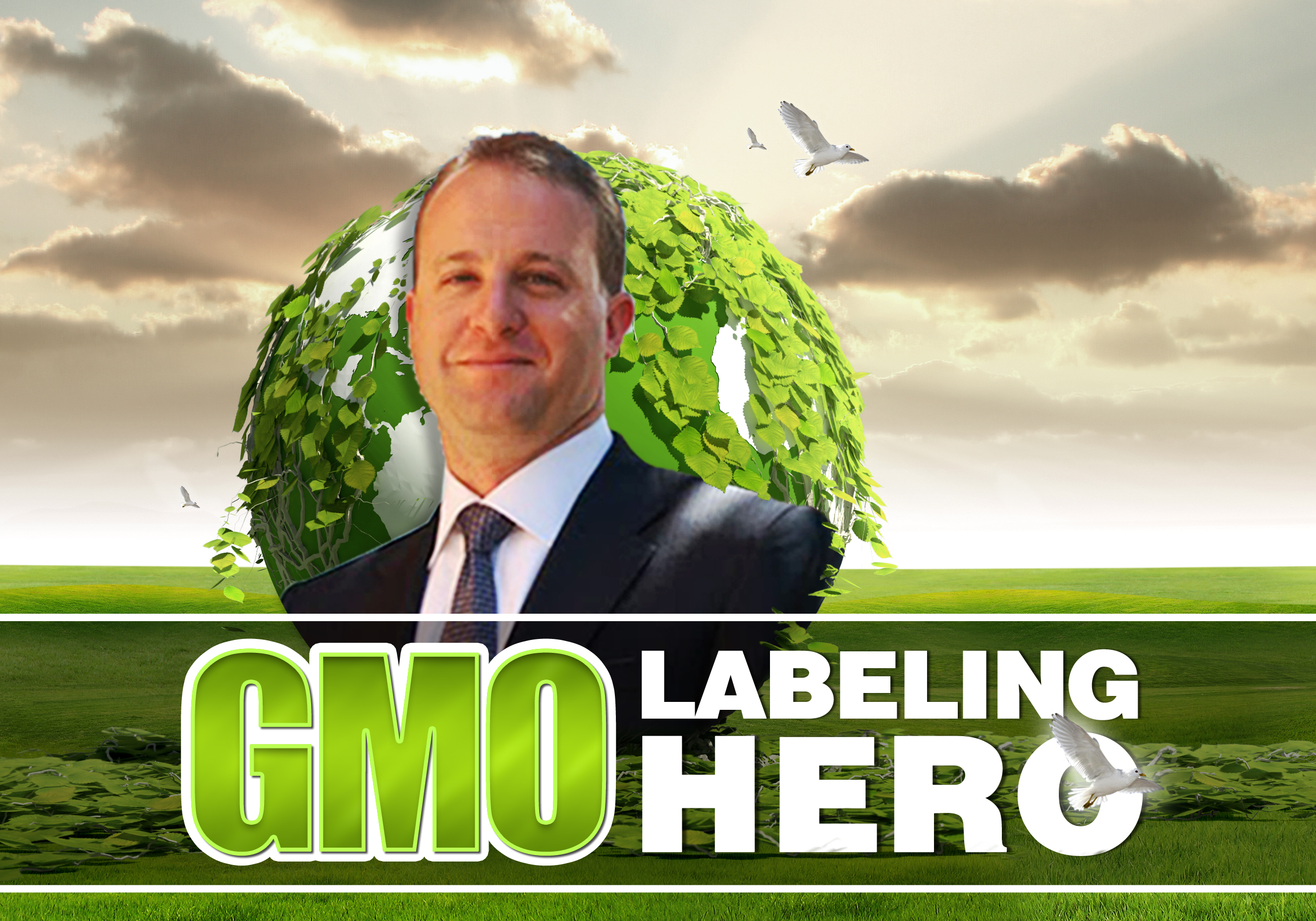 GMO Labeling Hero Jared Polis