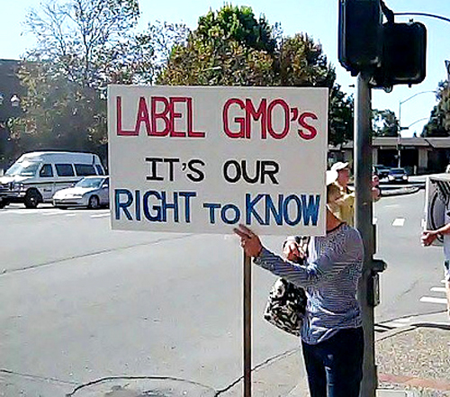 Right to Know - Just Label It